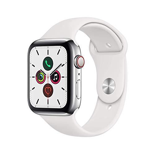 Apple Watch 5 44 Edelstahl sportarmband
