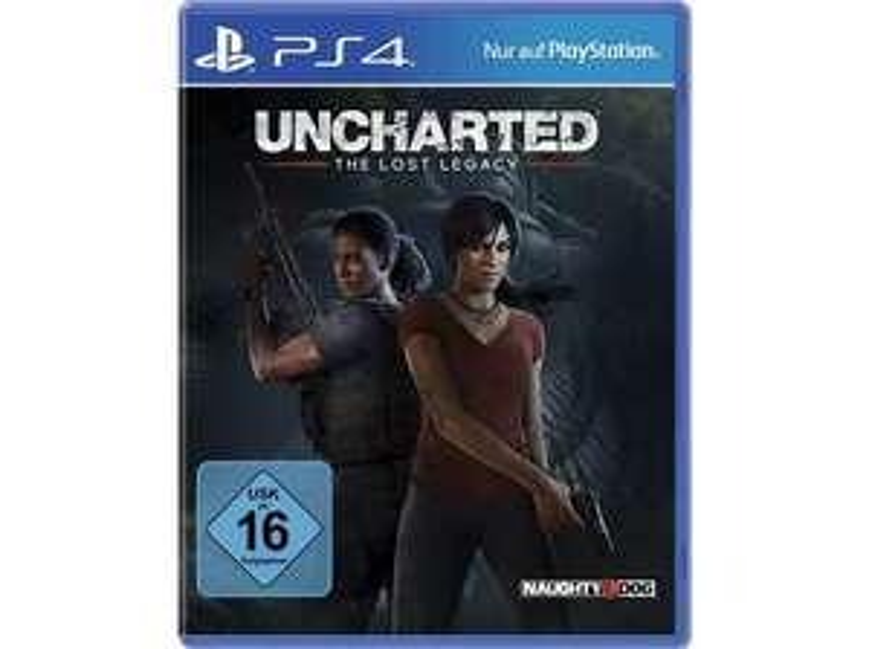 Uncharted - The Lost Legacy für PS4 Saturn versandkostenfrei