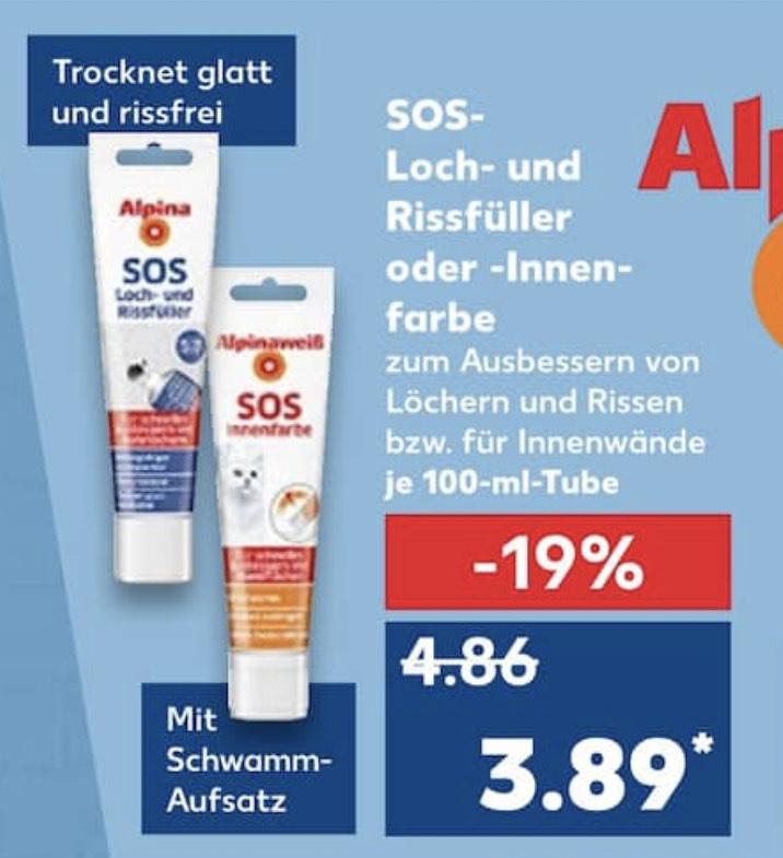 Alpinaweiß SOS Innenfarbe