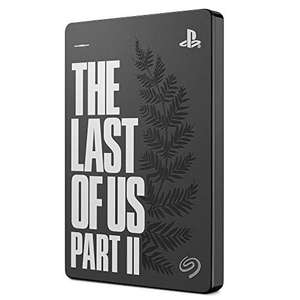 Seagate Game Drive PS4 2TB - The Last of Us II Special Edition