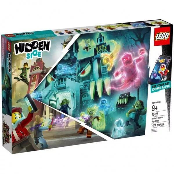 [Sammeldeal] LEGO Hidden Side-Sets bei El Corte Inglés um 50% reduziert, z. B. Newburys spukende Schule (70425) für 65,00 Euro