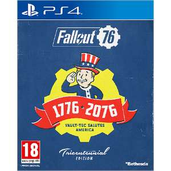 Fallout 76Tricentennial Edition (PS4) [Coolshop]