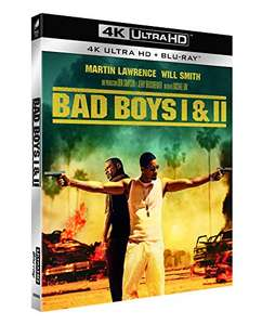 Bad Boys I & II 4K Ultra HD + Blu-Ray mit dt. Tonspur