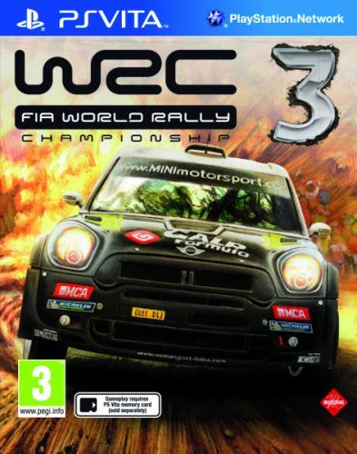 PlayStation Vita - World Rally Championship 3 für €20,88 [@Zavvi.com]