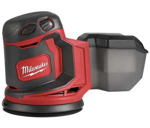 Milwaukee M18 BOS125-0 Exzenterschleifer