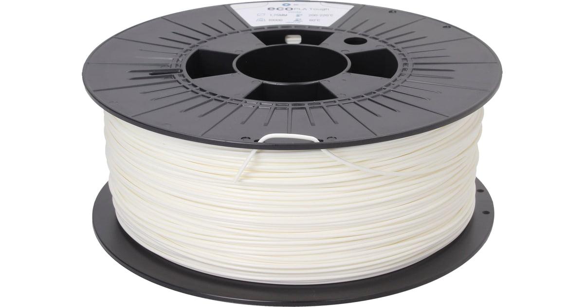 Filament - 3DJAKE ecoPLA Tough Weiß