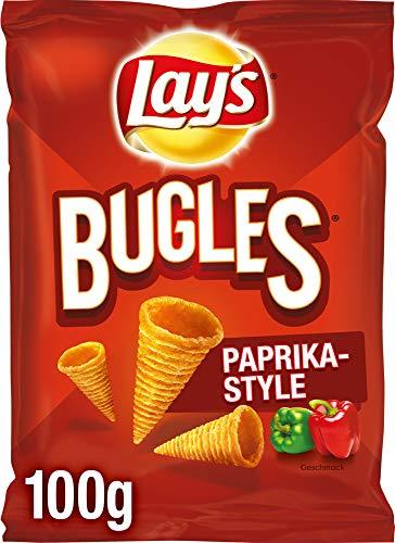 (Prime) Lay's Bugles Paprika oder Original 12 x 100g