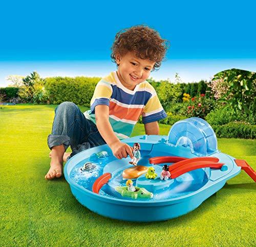 [Amazon] Playmobil 1.2.3 - Aqua Fröhliche Wasserbahn (70267)