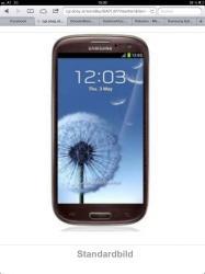 Am 18.2 nur von 16-17 Uhr : Samsung Galaxy S III GT-I9300 16 GB - blau  bei Rakuten.de 390€ + 85€ Guthaben in Punkten