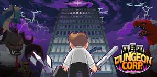 Dungeon Corporation (An auto-farming RPG game) gratis via Google-Play
