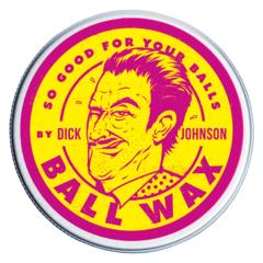 DICK JOHNSON - Ball Wax - Hodenwachs - ab 20 Euro versandkostenfrei