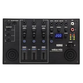 Korg Volca Mix, Analog-Mixer für Korg Volca Serie [Musikinstrumente]