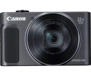 CANON PowerShot SX620 HS Digitalkamera Schwarz, 20.2 Megapixel, 25fach opt. Zoom, LCD (TFT), WLAN [Mediamarkt]