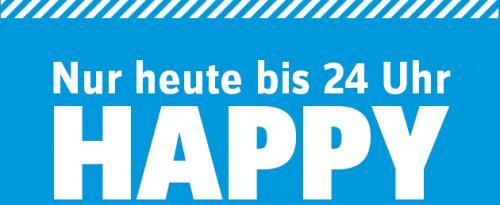 MEGA HAPPY HOUR SONDERAKTION @ Conrad! Beurer GS12 Personenwaage für 11,11€ & Beurer KS49 Küchenwaage für 13,13€