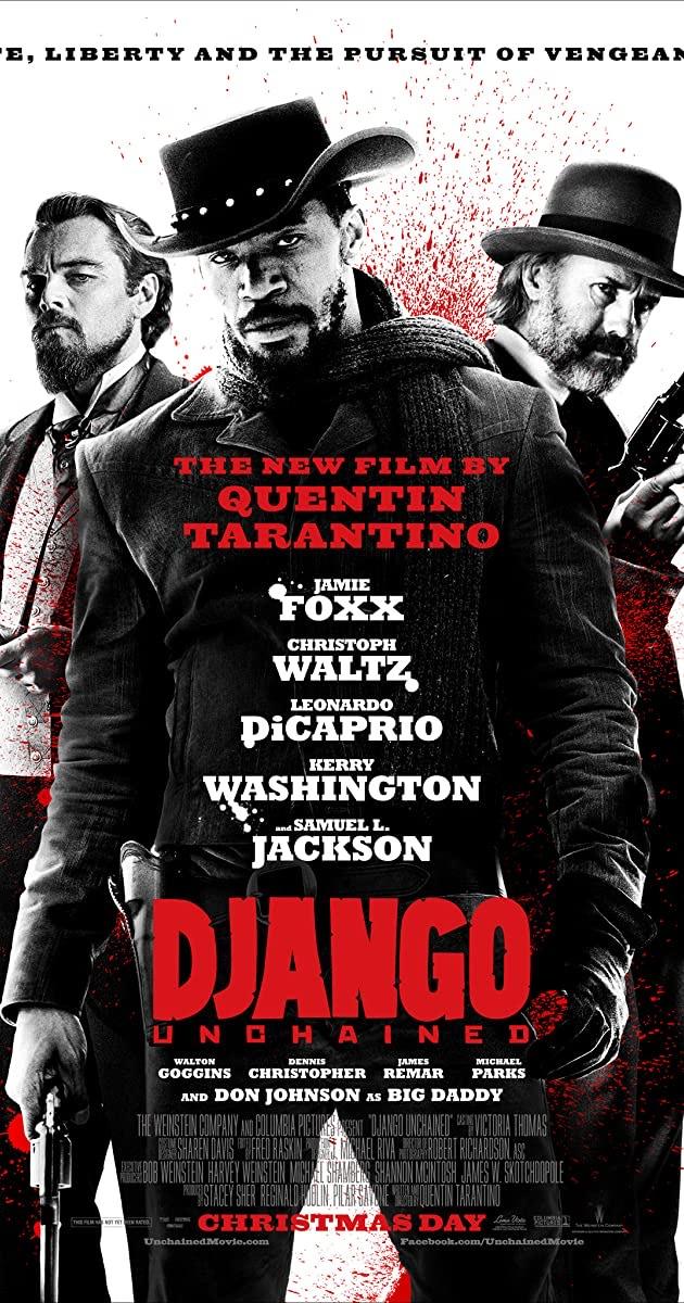 [iTunes] Django Unchained für 3,99 €