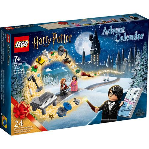 Lego Harry Potter Adventskalender 75981 für 11,99€ + Versand, ab 20€ versandkostenfrei per App