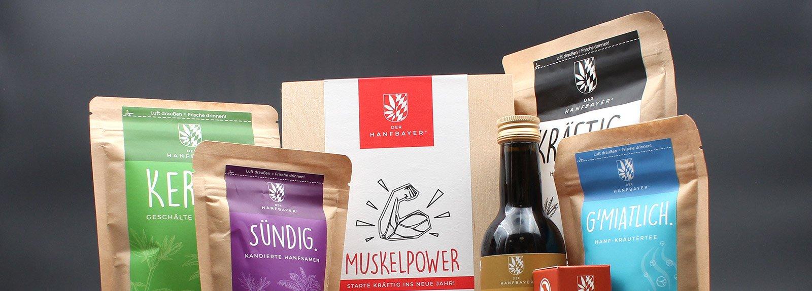 """cibodu – 10% auf Produkte von """"Der Hanfbayer"""""""