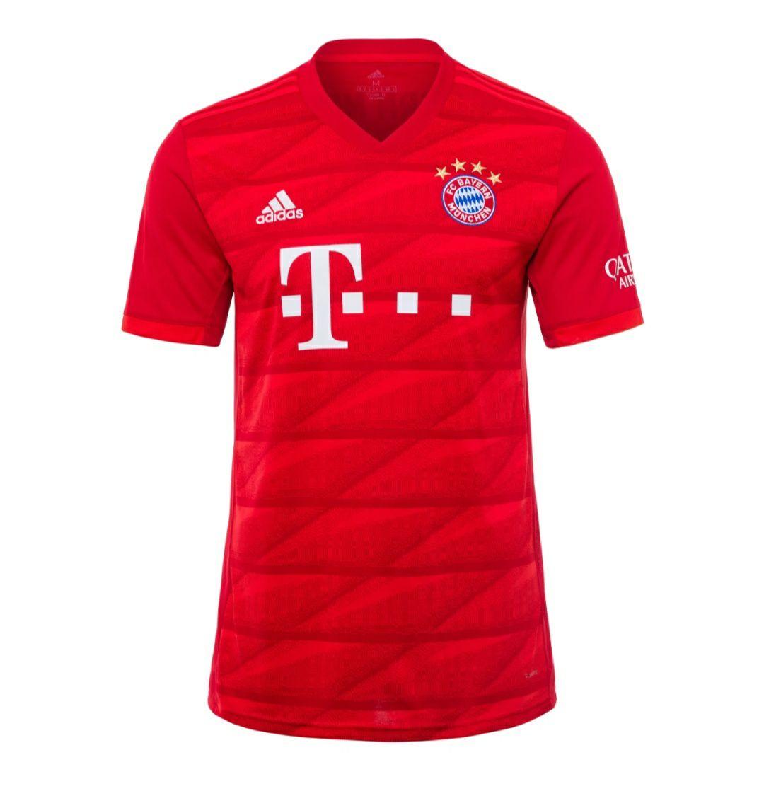 FC Bayern Trikot Home 19/20
