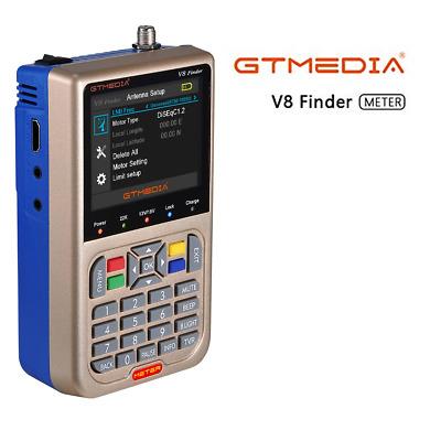 GT MEDIA V8 Satelliten Finder (Ebay) Satfinder Versandkostenfrei