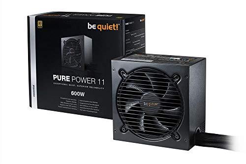 be quiet! PURE POWER 11 400W ATX PC Netzteil 80PLUS Gold BN292