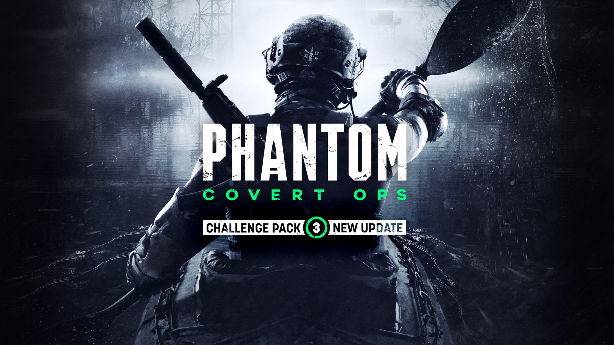 [Oculus Rift/Quest] Phantom: Covert Ops (Cross buy)
