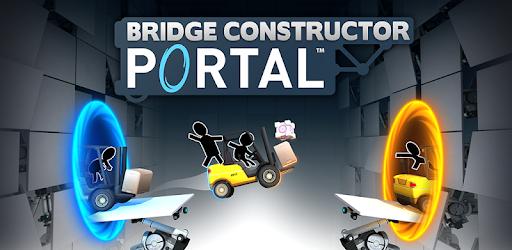 [Google Play Store] Bridge Constructor Portal