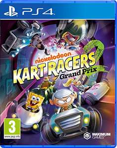 Nickelodeon Kart Racers 2: Grand Prix (PS4) oder Nintendo Switch