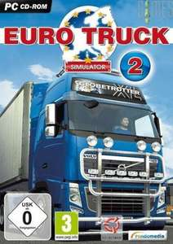 [Steam] Euro Truck Simulator 2 bei Green Man Gaming