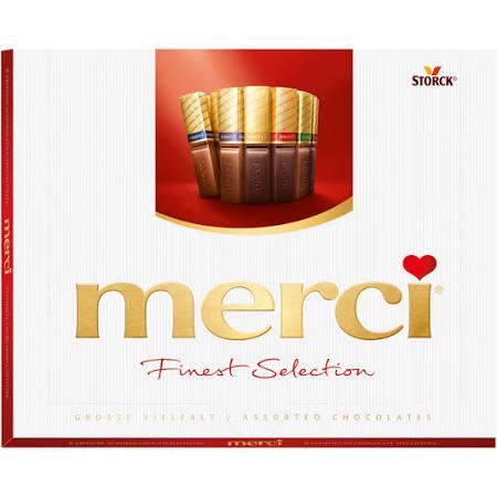 [Penny] merci Finest Selection je 250g - 0,72€/100g