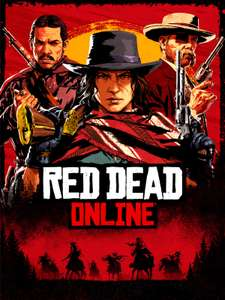 Red Dead Online (Epic Games Key @ green man gaming)
