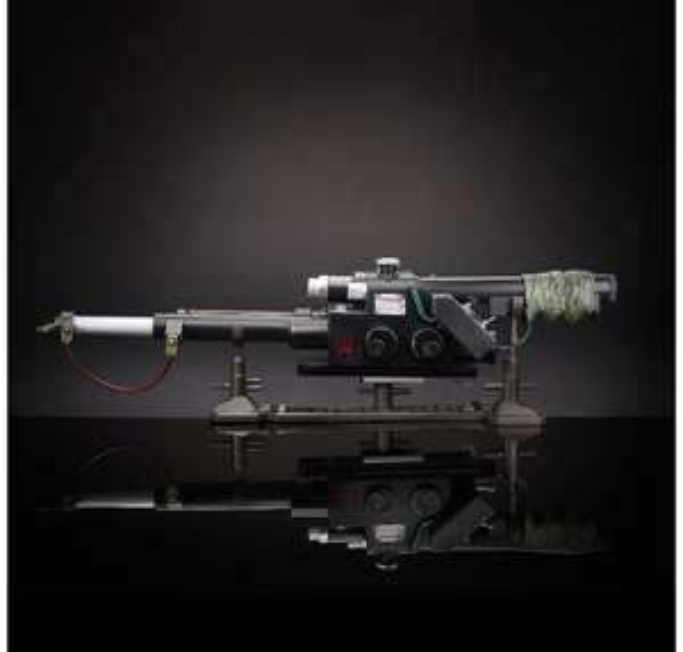 Ghostbusters Plasma Series Spengler's Neutrona Wand Premium Sammlerstück