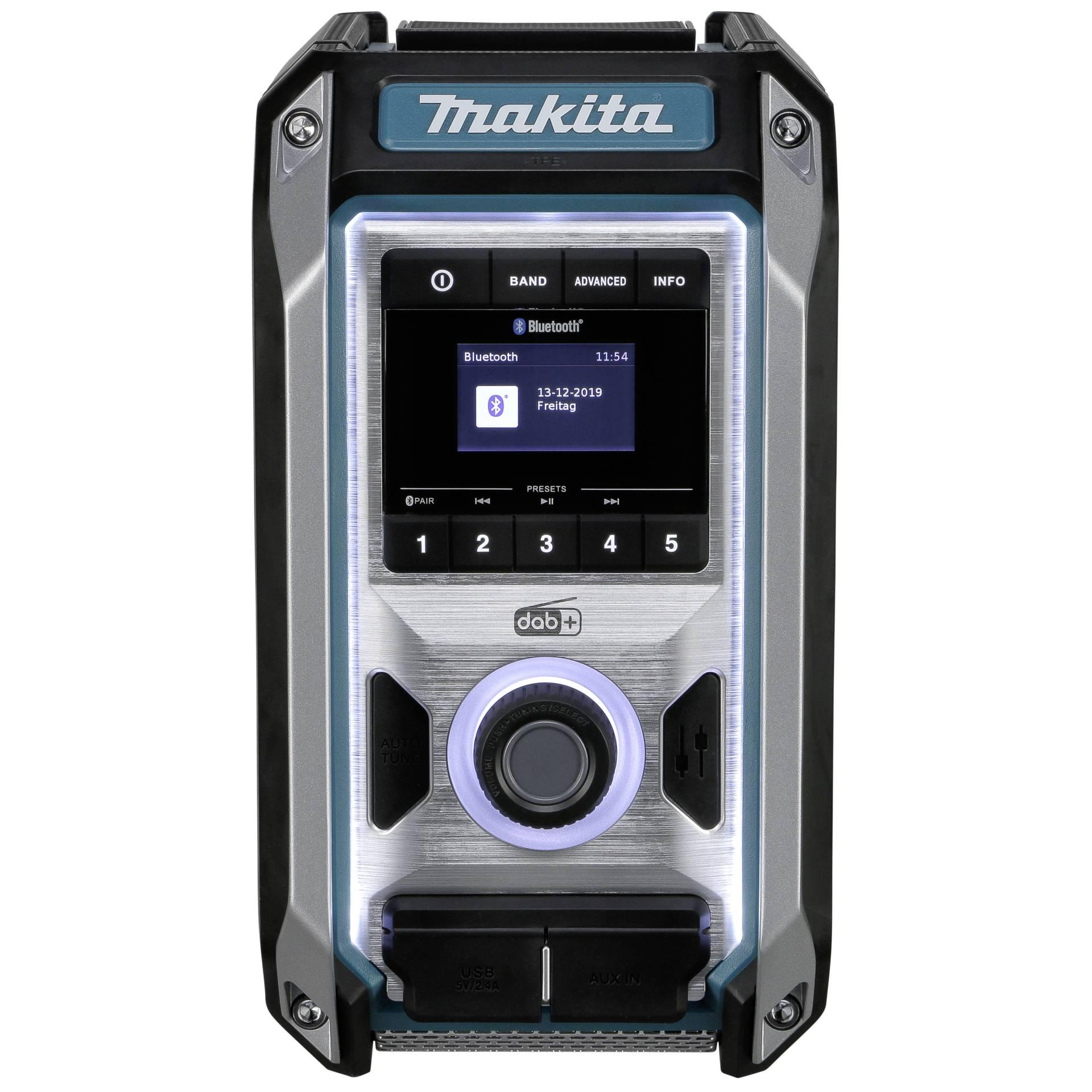 Makita Radio DMR115 für Maingau Kunden