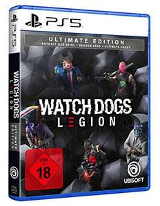 (Prime) Watch Dogs Legion - Ultimate Edition [PlayStation 5]