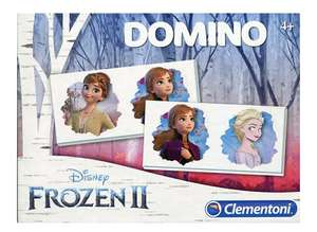 [PRIME] Disney Frozen 2 Domino, Clementoni, Eiskönigin