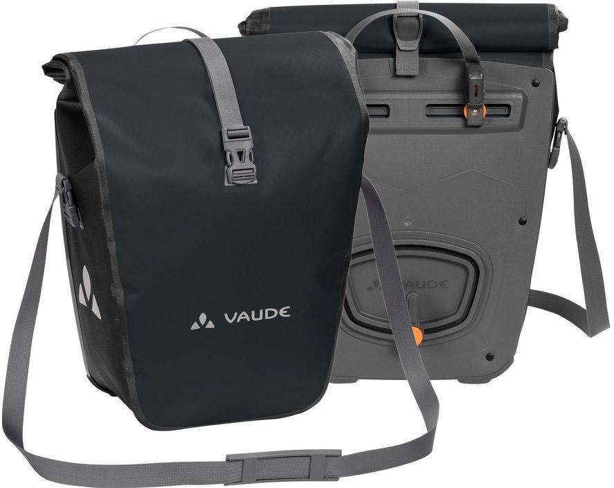 Vaude Aqua Back Paar (Fahrradtaschen, schwarz)