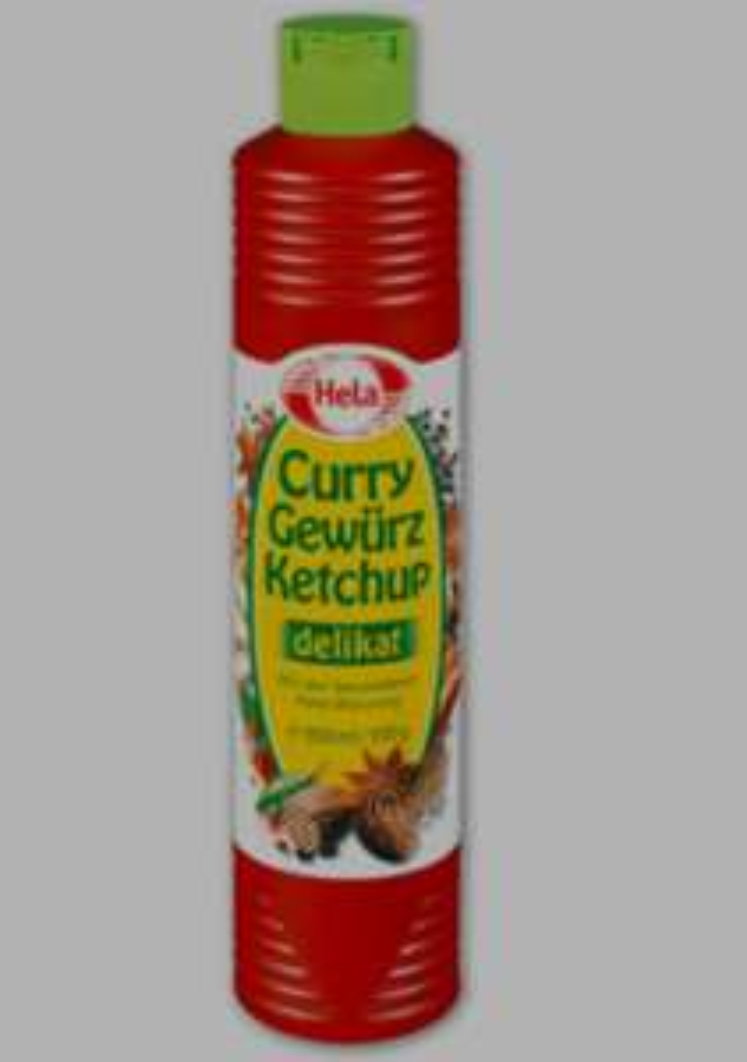 [Penny] Hela Curry Gewürz Ketchup