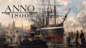 [PC] Anno 1800 - Standard Edition [Fanatical / Uplay] + Bonusspiel