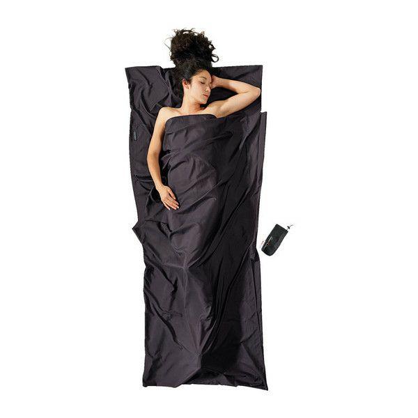 [Globetrotter] Cocoon THERMOLITE SILKWEIGHT TRAVELSHEET Unisex - Schlafsack Inlett, 62,99€ und weitere