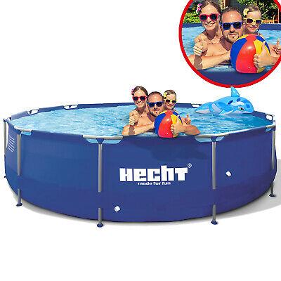 (Ebay / Amazon) Hecht Frame Pool 366cm und 300cm verfügbar