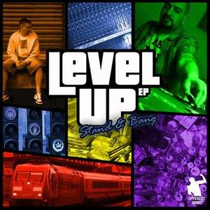 "EP von Stand & Bang ""Level Up"""