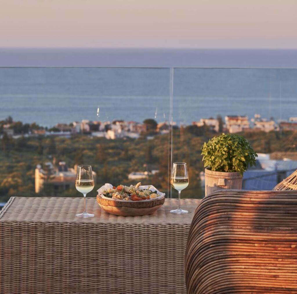 Kreta, Griechenland: 5 Nächte - 4*Esperides Crete Resort / Doppelzimmer 2 Personen inkl. Halbpension / gratis Storno / bis Oktober 2021