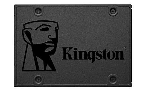 """Kingston A400 SSD 480GB (2.5"""", SATA, R500MB/s, W450MB/s, DRAM-less, 3J Garantie/160TBW)"""