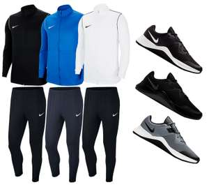 Nike Trainingsset / Jacke, Trainingshose, Trainingsschuh