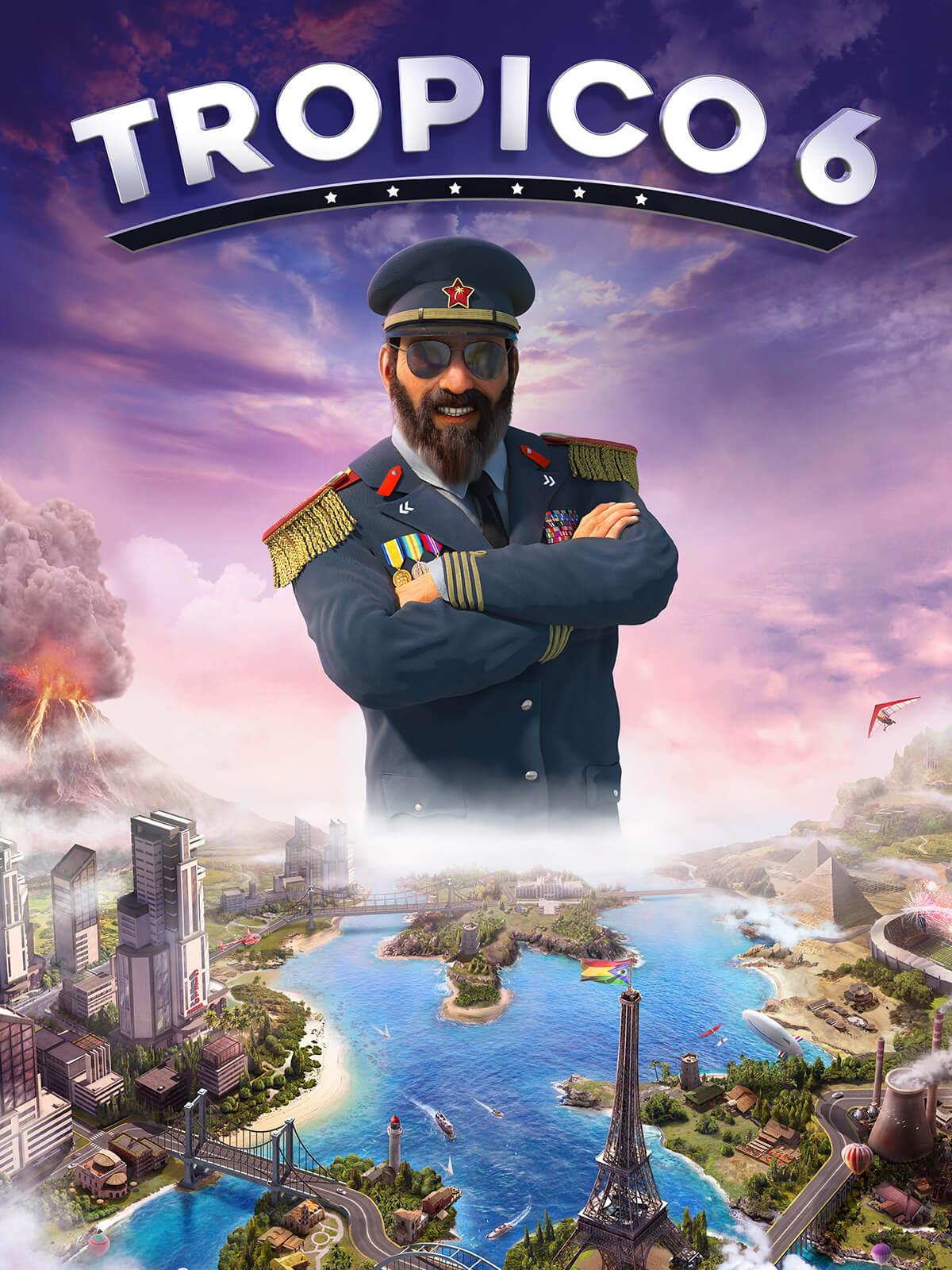 Tropico 6 [PC] durch 10€ EPIC Gutschein