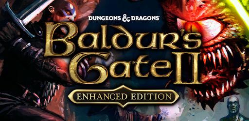 Baldur's Gate II: Enhanced Edition RPG Klassiker [iOS App Store] [Android Play Store]
