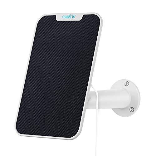Reolink [Amazon Prime] - Solarpanel für Wireless IP Kameras. Nie wieder Akku laden...
