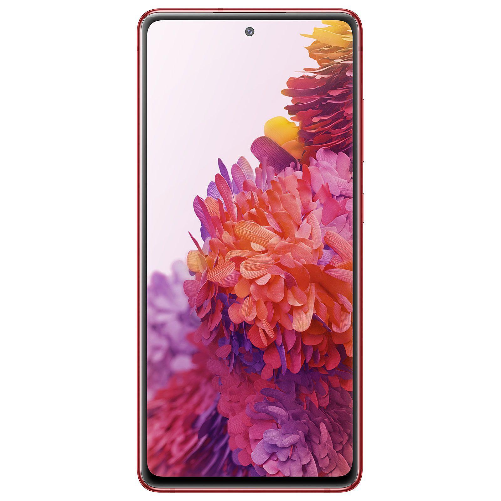 "Samsung Galaxy S20 FE 5G 128/6GB (Snapdragon 865, 6.5"" 120Hz Amoled Display, 4500mAh Akku, Wireless Charging, IP68 Wasserdicht, NFC)"