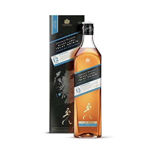 "[prime] Blended Malt Whisky Johnnie Walker Black Label 12 Jahre, ""ISLAY ORIGIN Limited Edition"", 42%, 1L (0,7l= 25,37 Euro)"