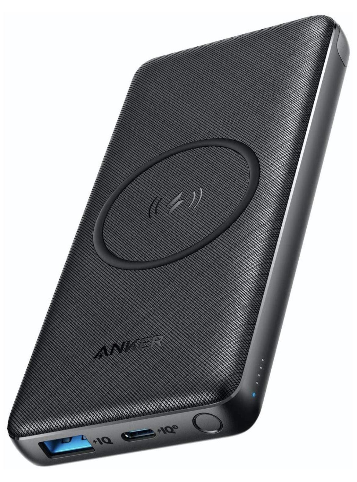 Anker PowerCore III 10K Wireless Powerbank (10000mAh, Qi, 18W QC)
