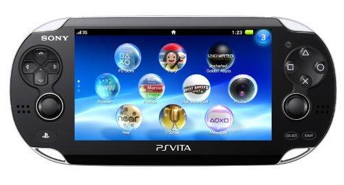 "PlayStation Vita - Konsole WiFi Amazon WHD ""wie neu"""